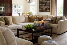 family room ideas / by Tracy DeCotiis Henderson