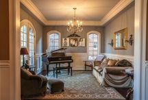 décor salon piano