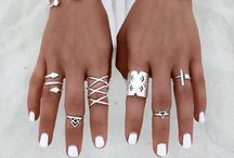 rings, chains & bracelets ...