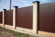 gard casă