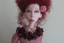 Dolls & Bears.. /  A Collection Of Beautiful Dolls & Bears. / by daphne davies
