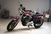 Classic Motorcycles and Cars / Cars and bikes I love and have owned over the years