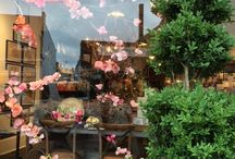 Ben's Garden As A Store Should Be / Inspired Display, Creative Visual and Organized Merchandising.