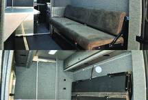 Moto Vans/ Toy Haulers / Take care of your toys. Travel in comfort and style to all of your races.