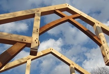 timber frame ideeas