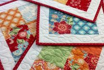 patchwork / blocos de patchwork