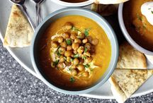 Soups for Winter Nights