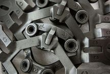 Cyborg parts or details