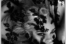 Masks and lace mask