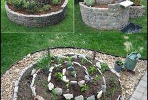 puutarha ideoita