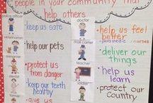 School / show 'n tell & school themes for preschoolers
