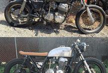 Custom bikes - vorher nachher