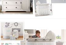 Baby Crib / by Stephanie Shideler-Tooke