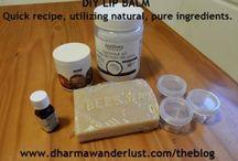 Natural Skin Care / DIY skin care recipes