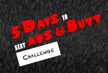 5 Day Sexy Abs & Butt Challenge! / www.bodyrock.tv