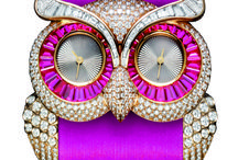 Bling Bling / Animal inspired jewellery that dazzles and blinds the eyes ;)