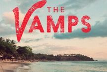 The vamps / Look at me now I'm falling,, but when the stars come out...