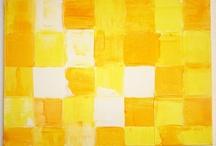 Let the Sunshine in ☉ / Gibt es eine fröhlichere Farbe als Gelb? Sonne, Post, Weizen und Sterne - all diese Dinge sind gelb - schön, oder?