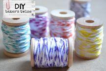 DIY craft supplies / by Rita Marsh