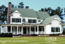 Country - Farm House Plans