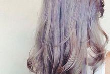 Hårfarger og frisyrer