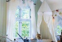 Margot's new bedroom