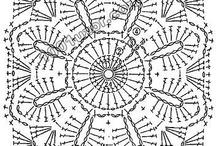 motivos crochet / by Juani Gonzalez