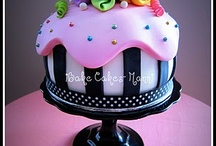 cakes / by Barbara Haley