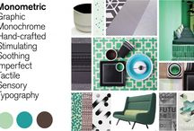 S/S 2015 Home  |  Monometric / Trend Bible Home & Interior Trends Spring Summer 2015