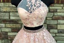 vestidos cande