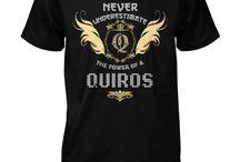 T-shirt Quirós