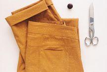 Couture - Pantalon