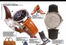 Perfect Holiday Gift! / British GQ December issue 2014