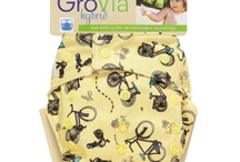 GroVia  / by The Glass Baby Bottle