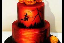 tartas hallowen