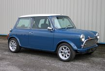 Mini  / Mini car stuff