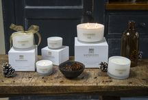 Cedar Cloves and Ambergris / The luxurious top note of cloves is given depth by warm rosewood and a hint of orange zest and eucalyptus, resting on rich base notes of cinnamon and black amber, a scent to transport you.  Luxurious Cedar Cloves and Ambergris scented candles from Rathbornes.   http://rathbornes1488.com/collections/all