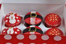 Galletas, cupcakes, regalos chocolate