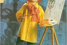 Disfressa pintor