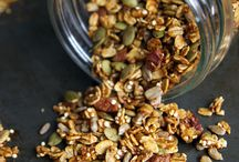Granola Recipes / by NuttZo