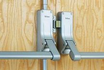 Commercial High Security Devices / Commerical high-security locks and panic systems