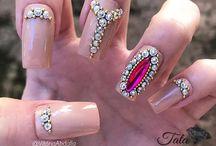 jóias para unhas