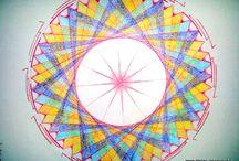 Mandala's Jan Diebels / Eigen werk