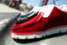 Sneaker Colibrì / La nuova sneaker Leopoldo