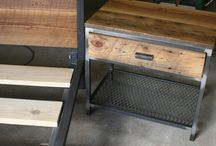 Rustic/Industrial Furniture
