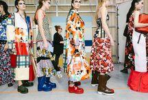 Fashion Forecasting AW 18/19