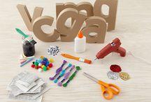 Craft Ideas / by Jordyn Fryer