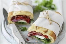 sandwich ideas!