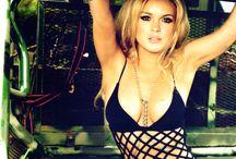 Lindsay Lohan / by Rachel Wojciak