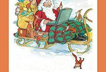 une histoire de Noël pleine d'humour à lire à vos enfants / un conte plein de fantaisie qui ravira vos enfants